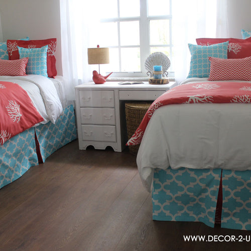 Bedding for Beach House