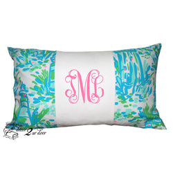 Lilly Lighthouse Lumbar Pillow Cover