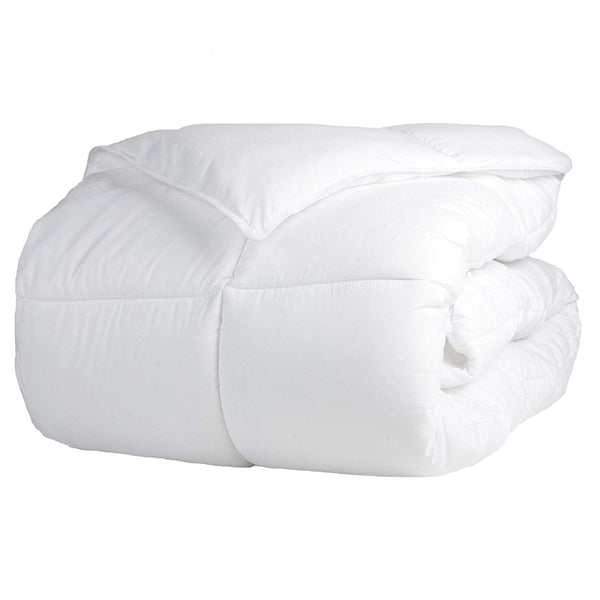 Hypoallergenic All-Season Down-Alternative Duvet Insert