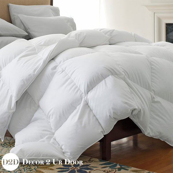 Hypoallergenic All-Season Down-Alternative Comforter