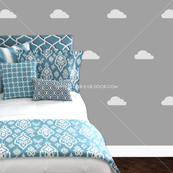 Clouds Vinyl Wall Decals