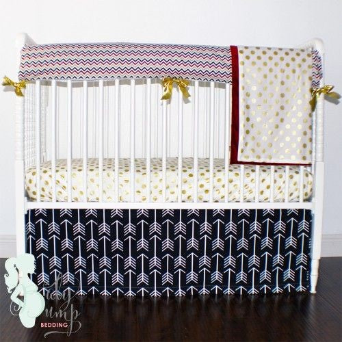 Florida State University (FSU) Baby Crib Bedding Set