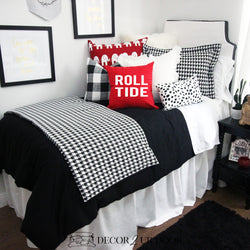 University of Alabama UA Crimson Roll Tide Dorm Bedding Set