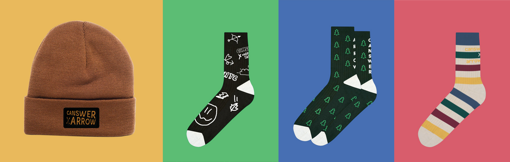 🎄🧦 New Holiday Gear & Black Friday Deals! – Arrow X Canswer 2019