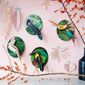 Studio Roof | Colourful Wall Decoration