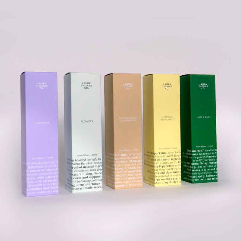 Laura Thomas Co Luxury scent diffusers
