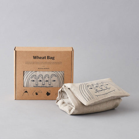 Blasta Henriet Face Wheat Bag