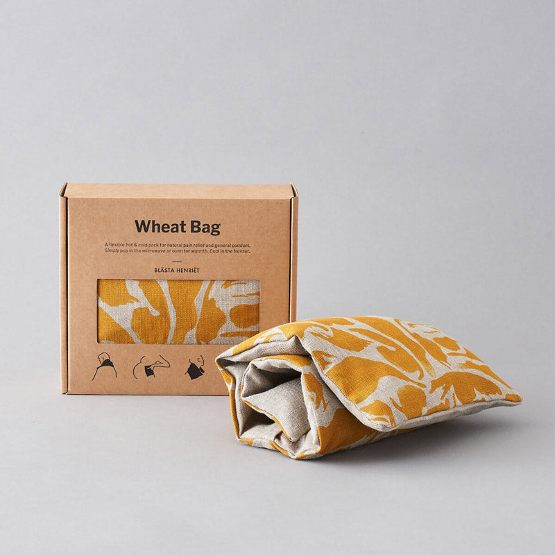 Blasta Henriet Yellow Wheat Bag