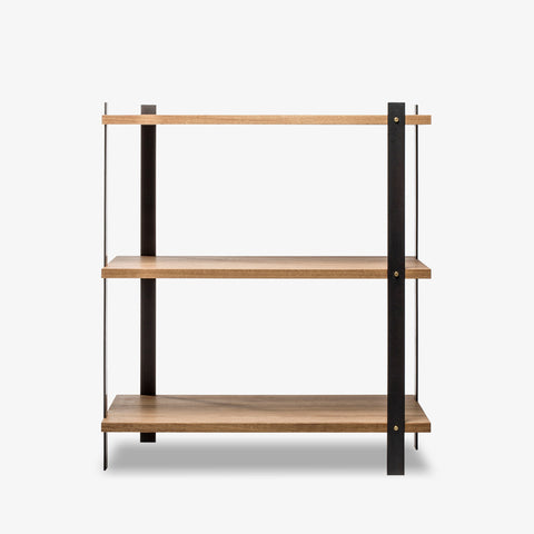 Danish furniture Enkl KG1 Bookshelf Oak