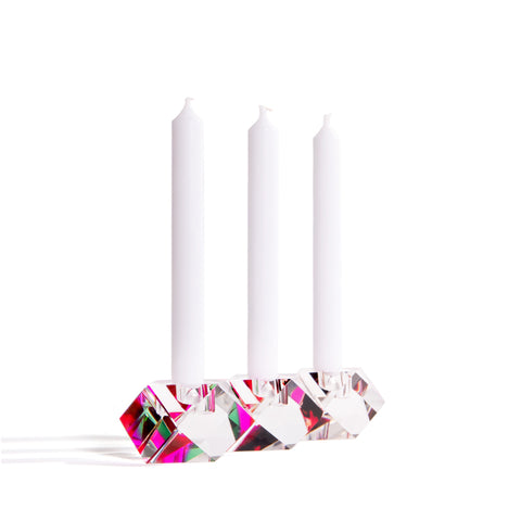 Beads Crystal Candleholder gift from Fundamental Berlin