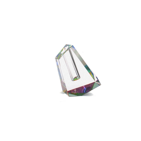 Fundamental Berlin Regenbogen Irregular Crystal Vase
