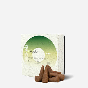 Haeckels Lemon Balm Incense Cones