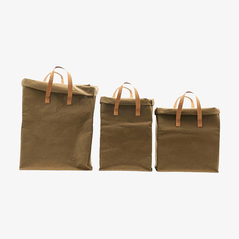 House Doctor Craft Army cellulose Storage Bags