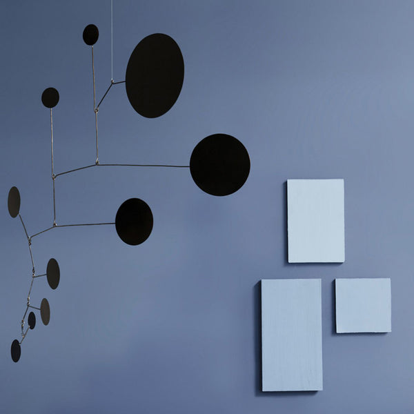 Lappalainen Dots hanging Mobile black