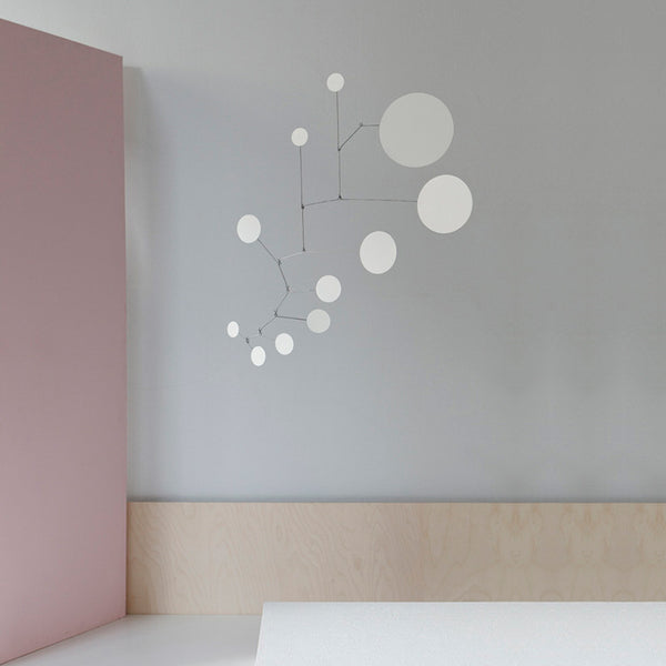 Lappalainen Dots Mobile White