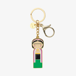 Sketch Inc. for Scandinavian Lucie Kaas Frida Kahlo keychain