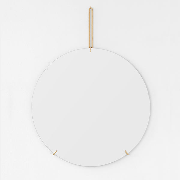 Moebe Frameless Wall Mirror