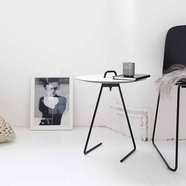 Side table by Scandinavian brand Moebe
