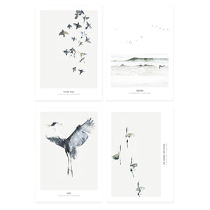 Mini Prints - Birds