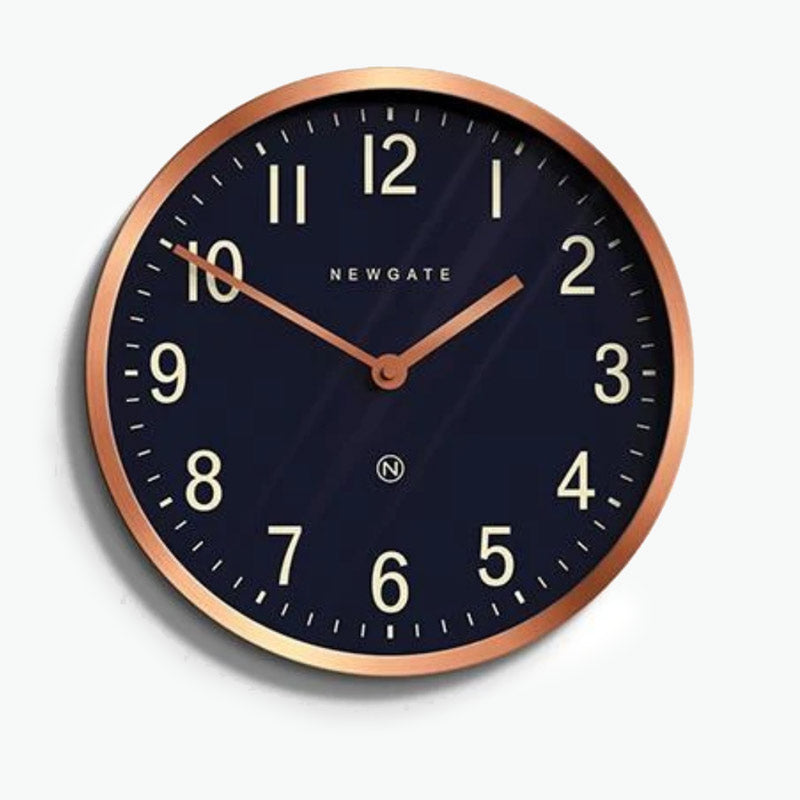 Master Edwards Clock | Copper