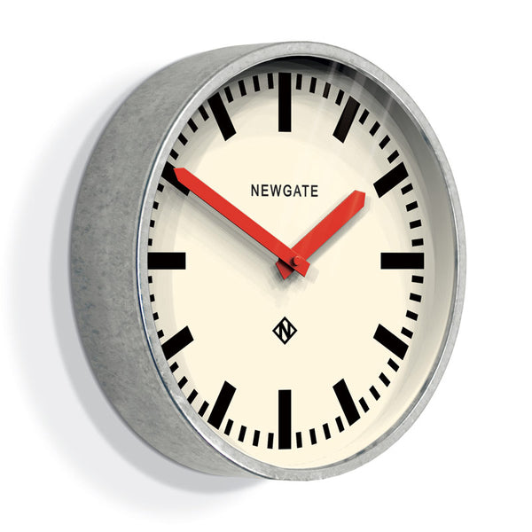 Newgate The Luggage classic retro Clock