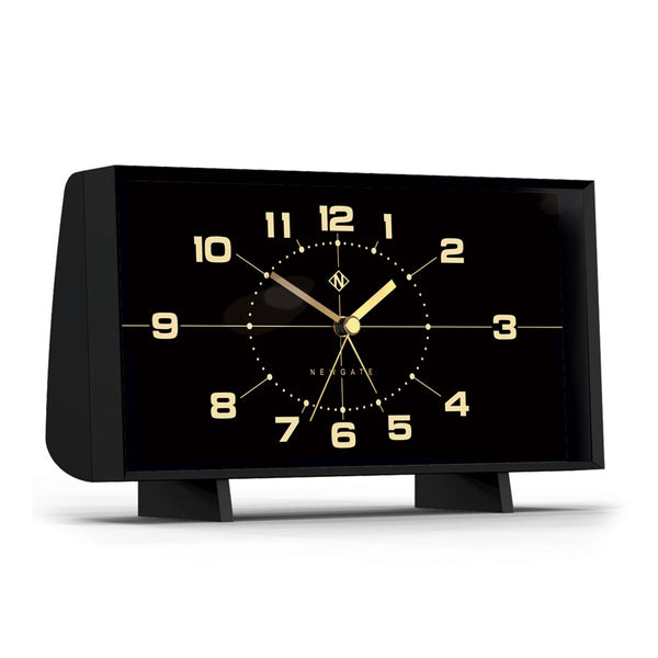 Newgate Wideboy Retro Alarm Clock