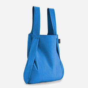 Notabag tote bag rucksack blue