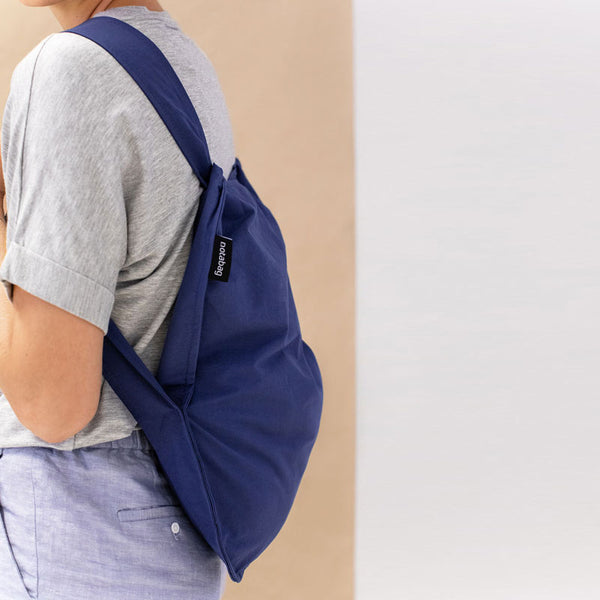 Notabag | Navy Blue