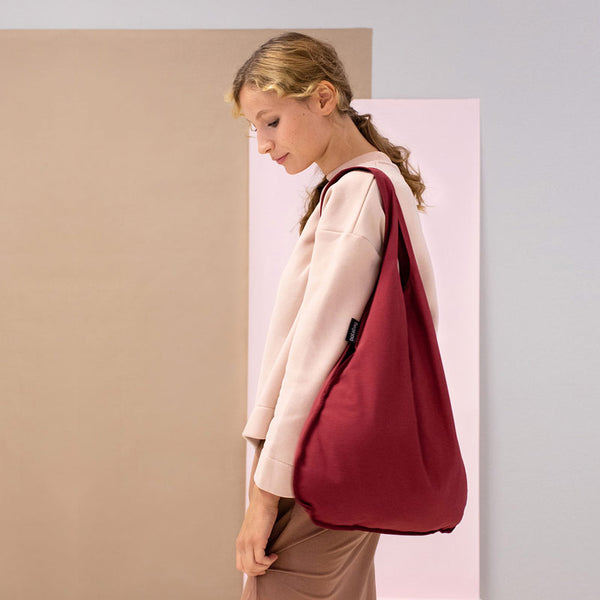 Notabag | Wine Red