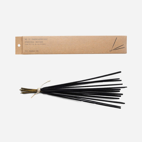 PF Candle Sandalwood Rose incense sticks sold by Urban Coo
