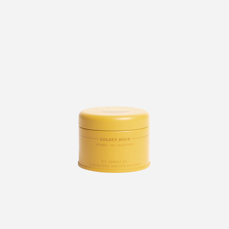 PF Candle Co Golden Hour Sunset Incense Cones