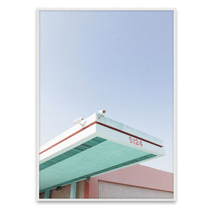Paper Collective Los Angeles is Pink image Scandinavian photographer Mikal Strom
