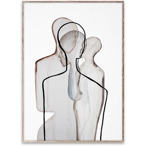 Contemporary artwork Mother by Peytil for Paper Collective