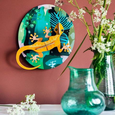 Studio Roof Jungle Gecko Wall Decoration