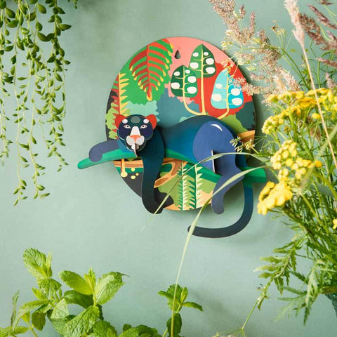 Studio Roof Jungle Puma Wall Decoration
