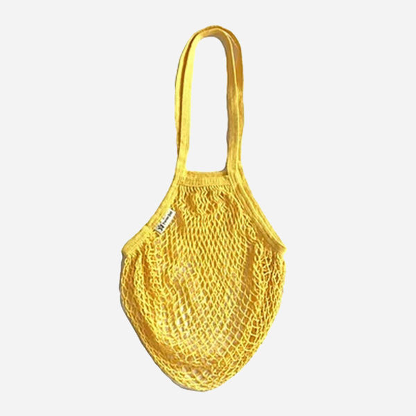 Turtle bags Sstring bag in Sunflower