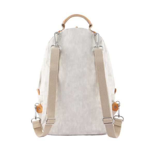 Uashmama off-white memmo paper bag backpack