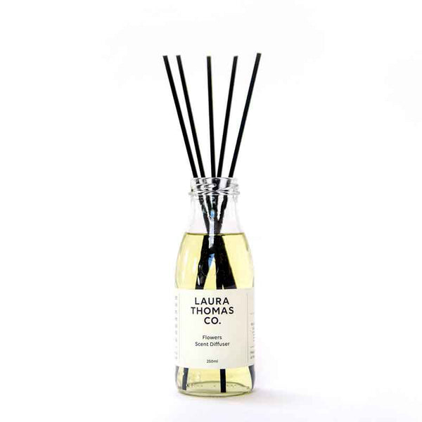 Flowers Scent Diffuser by Laura Thomas Co