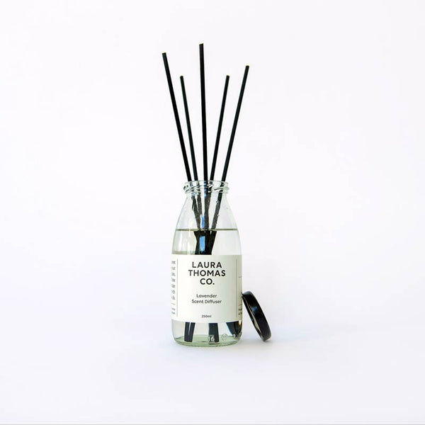 Lavender Scent Diffuser by Laura Thomas Co
