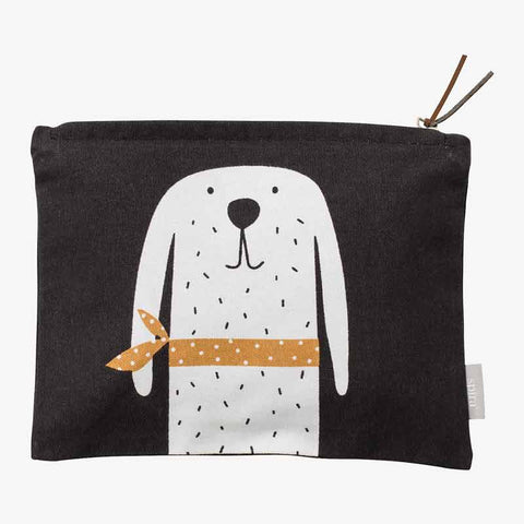 Spira of Sweden Bosse the dog Toiletry Bag