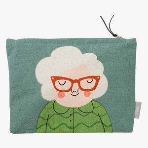Spira of Sweden Elsa Toiletry Bag