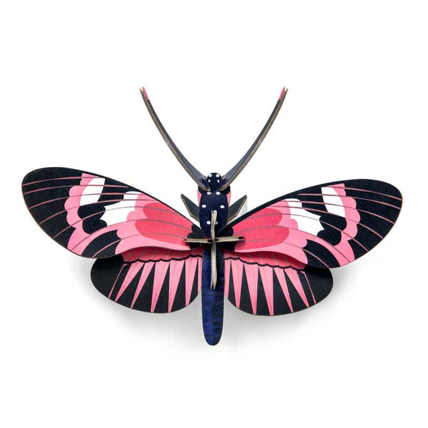Studio Roof Longwing Butterfly Wall Decoration