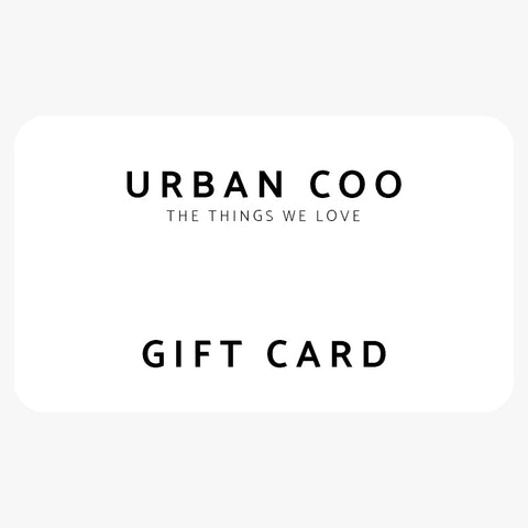 Urban Coo Gift Card