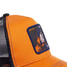 Dragon Ball Z Casquette Goten orange Eighteen Clothing