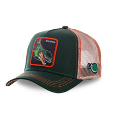 Dragon Ball Z Casquette trucker Shenron verte eighteen