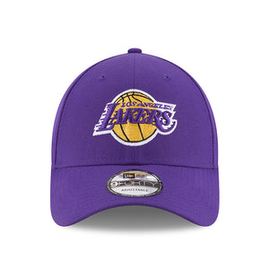 Casquette New Era Lakers de Los Angeles violette eighteen 18