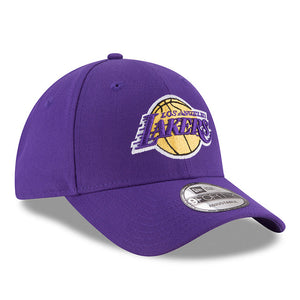 Casquette New Era Lakers de Los Angeles violette eighteen clothing