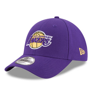 Casquette New Era Lakers de Los Angeles violette eighteen18
