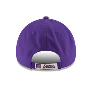 Casquette New Era Lakers de Los Angeles violette eighteen clothing 18