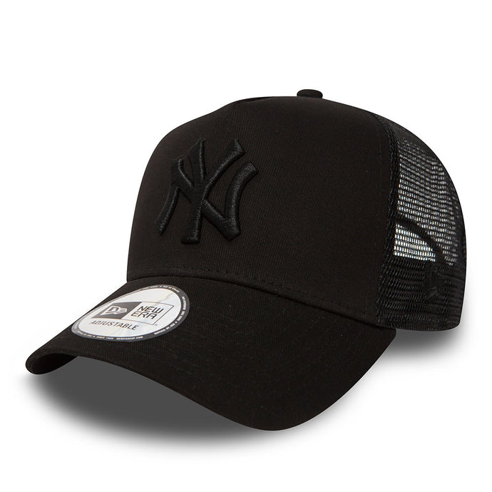 Casquette New Era New York Yankees trucker noire eighteen 18